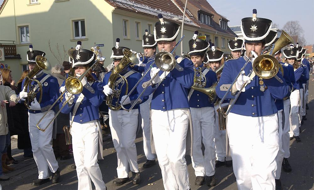 Stadtmusik Hüfingen